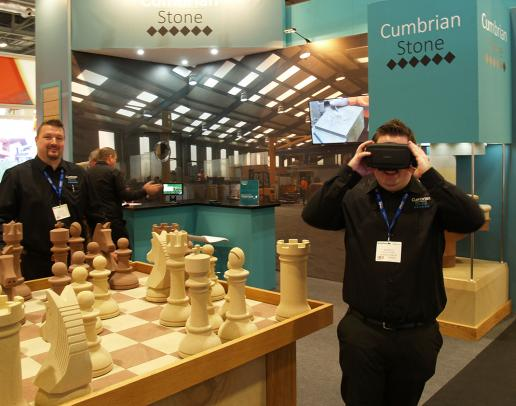 VR by Cumbrian Stone