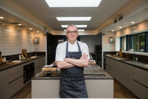 DektonJohn Campbell in kitchen