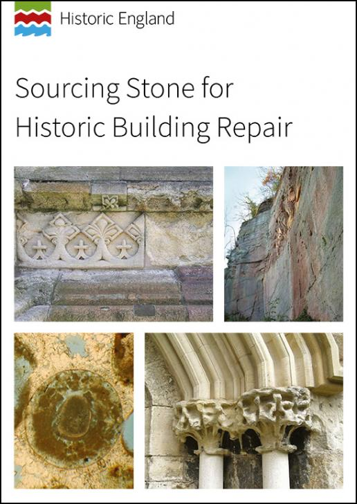 Historic England: Sourcing Stone for Historic Building Repair