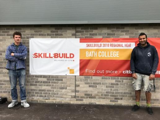 SkillBuild Bath winners