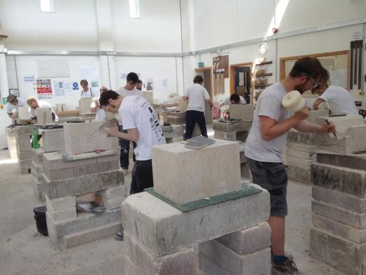 Masonry Skills competition