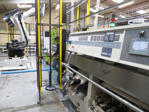 Neo Granite new factory