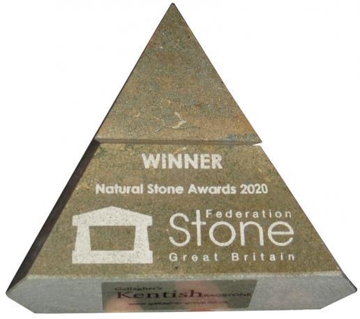 Stone Awards Trophy