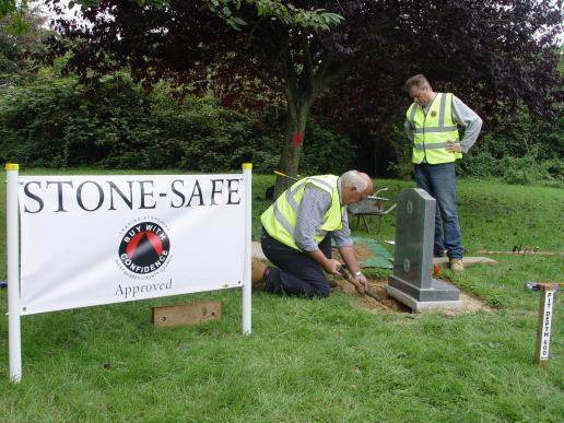 Stone-Safe demo