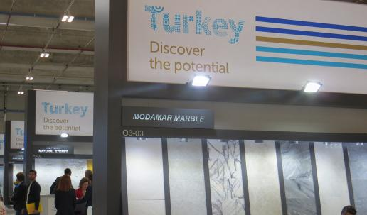 Turkey stone exports to China halved