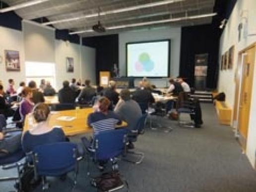 The stone industry gets a workshop on sustainability.