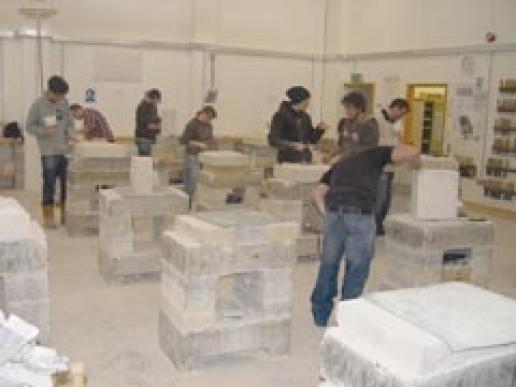 Stonemasonry offers a rewarding career for those with the right temperament.