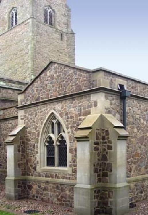 Grants for church repairs are being maintained, thanks to the Heritage Lottery Fund.