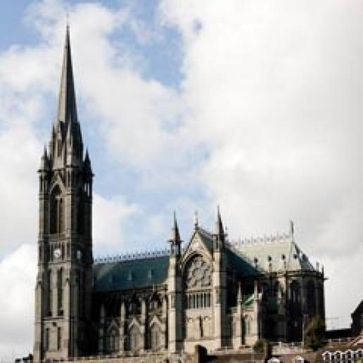 St Colman's Cathdral in Cork is just one of more than 600 buildings being renovated with the help of Government money.