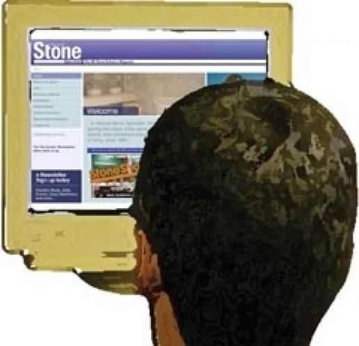 The Mystery Surfer seeks out the more interesting websites in the stone industry.