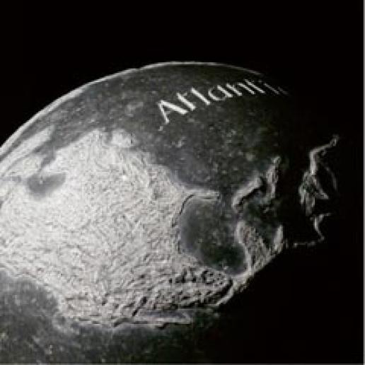 Will Davies' Globe in Kilkenny limestone.