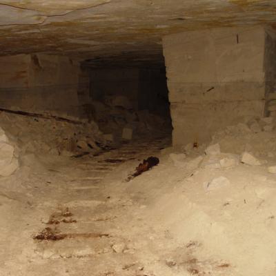Bath stone mine