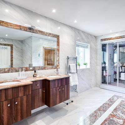Fox Marble bathroom