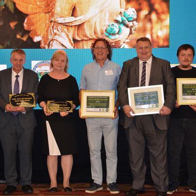 CYA winners